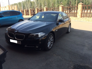 BMW 5 Series (2016) - 4 seats